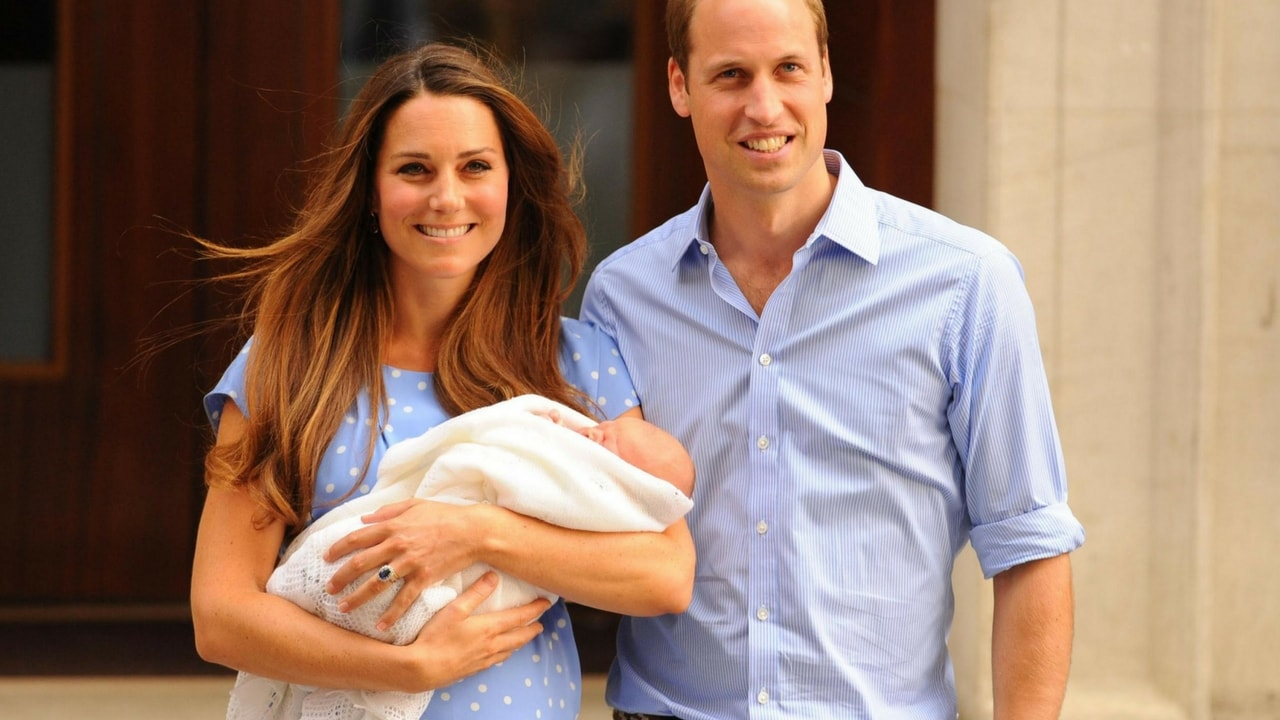 Royal Baby, Prince William, Kate Middleton, child, baby, royal, royal family