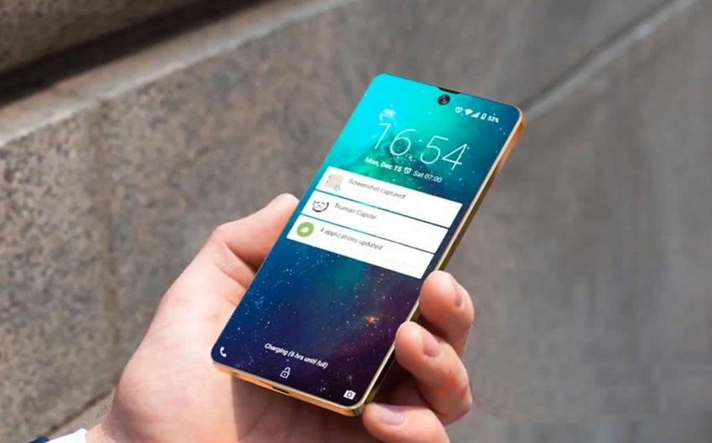 Samsung, Samsung Galaxy, Samsung Galaxy S10, Concept, Samsung Galaxy S10 Concept