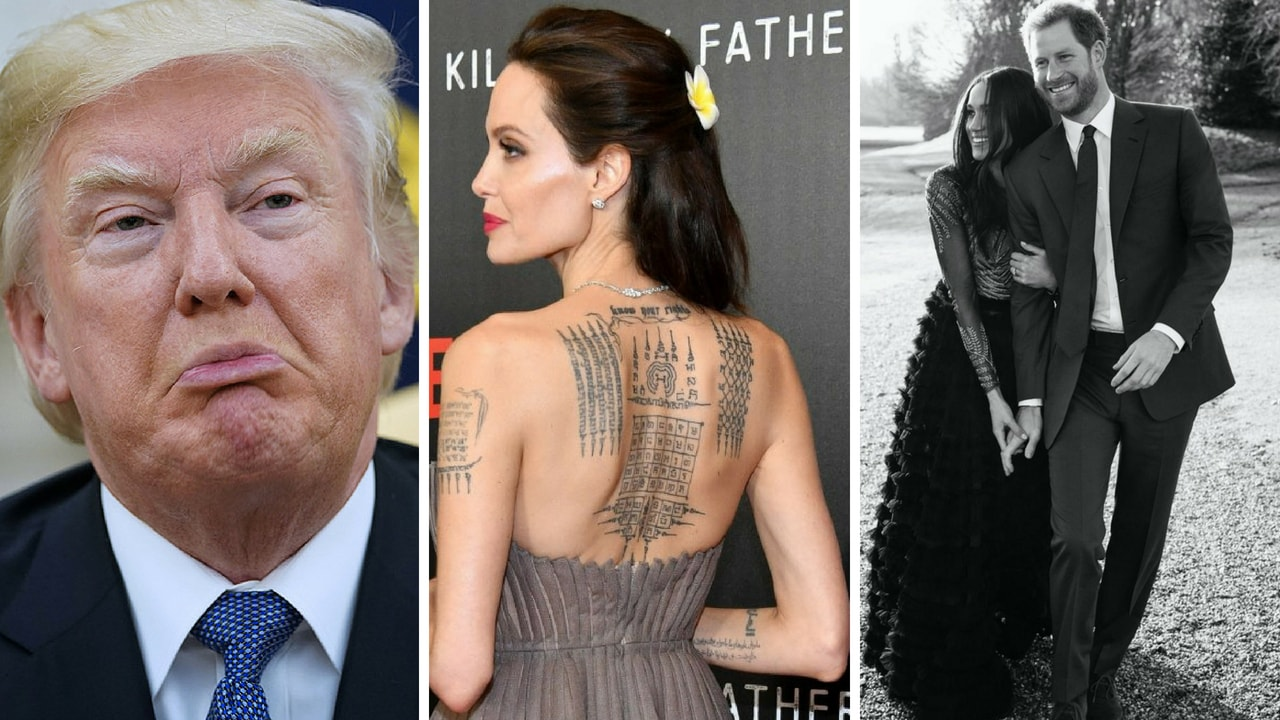 These 10 celebrities were not in the Royal Wedding guest list.