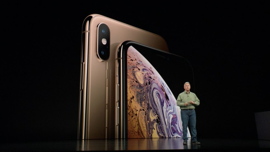 Introducing the new Apple iPhone Xs and iPhone Xs Max.