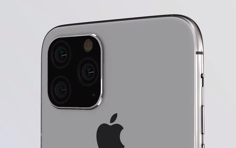 Apple iPhone 11 Design Mute Switch