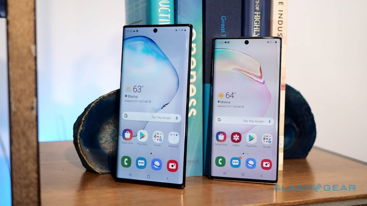 Samsung Galaxy Note 10 and Note 10+ specifications no headphone jack