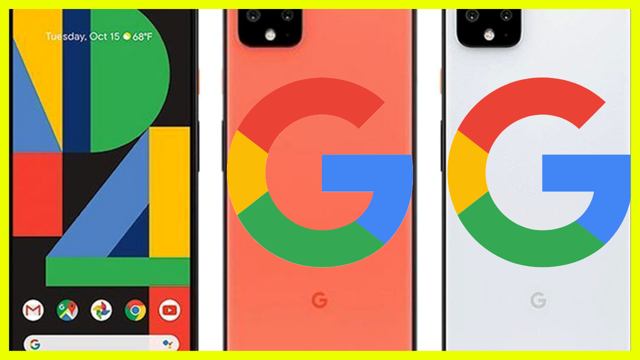 The Not So Great Google Pixel 4 and Pixel 4 XL: No Notch and No Triple Camera?