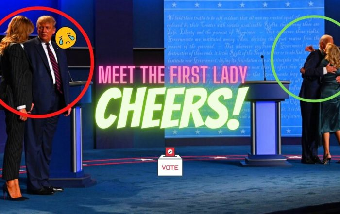 Тhe Shocking Results Are Here! Meet the First Lady of These Elections 2020