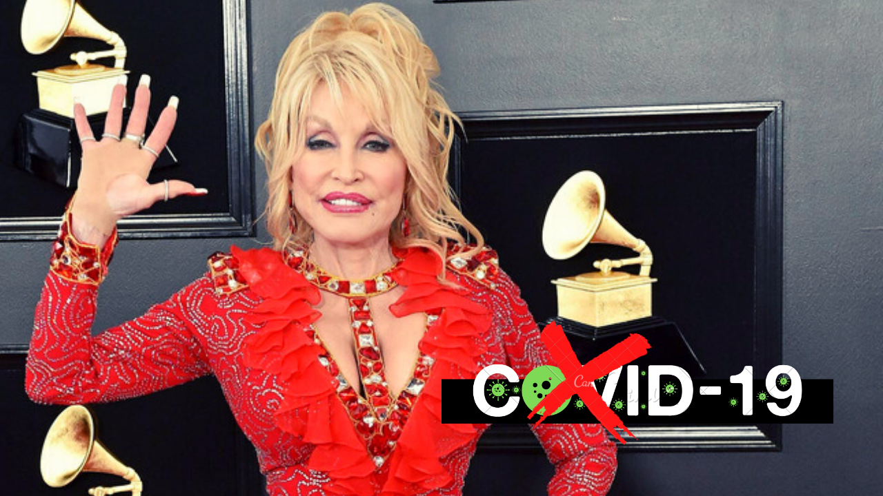 Growing number of celebrities donating to fight COVID-19: Dolly Parton helps with COVID-19 vaccine research