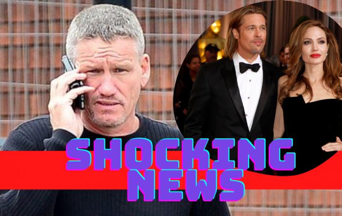 Former bodyguard Angelina Jolie and Brad Pitt reveal all the secrets