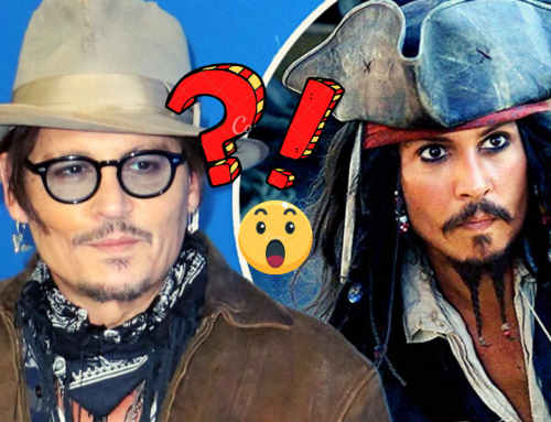 """Shocking News: Johnny Depp FIRED from """"Pirates of the Caribbean"""""""