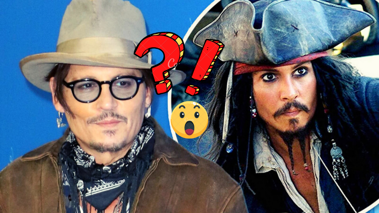"""Johnny Depp FIRED from """"Pirates of the Caribbean"""""""