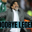 The famous Diego Maradona died at the age of 60 at his home