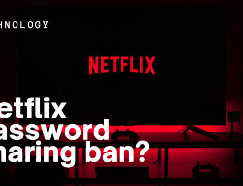 A little more: Netflix tests а way to ban multiple logins from one account
