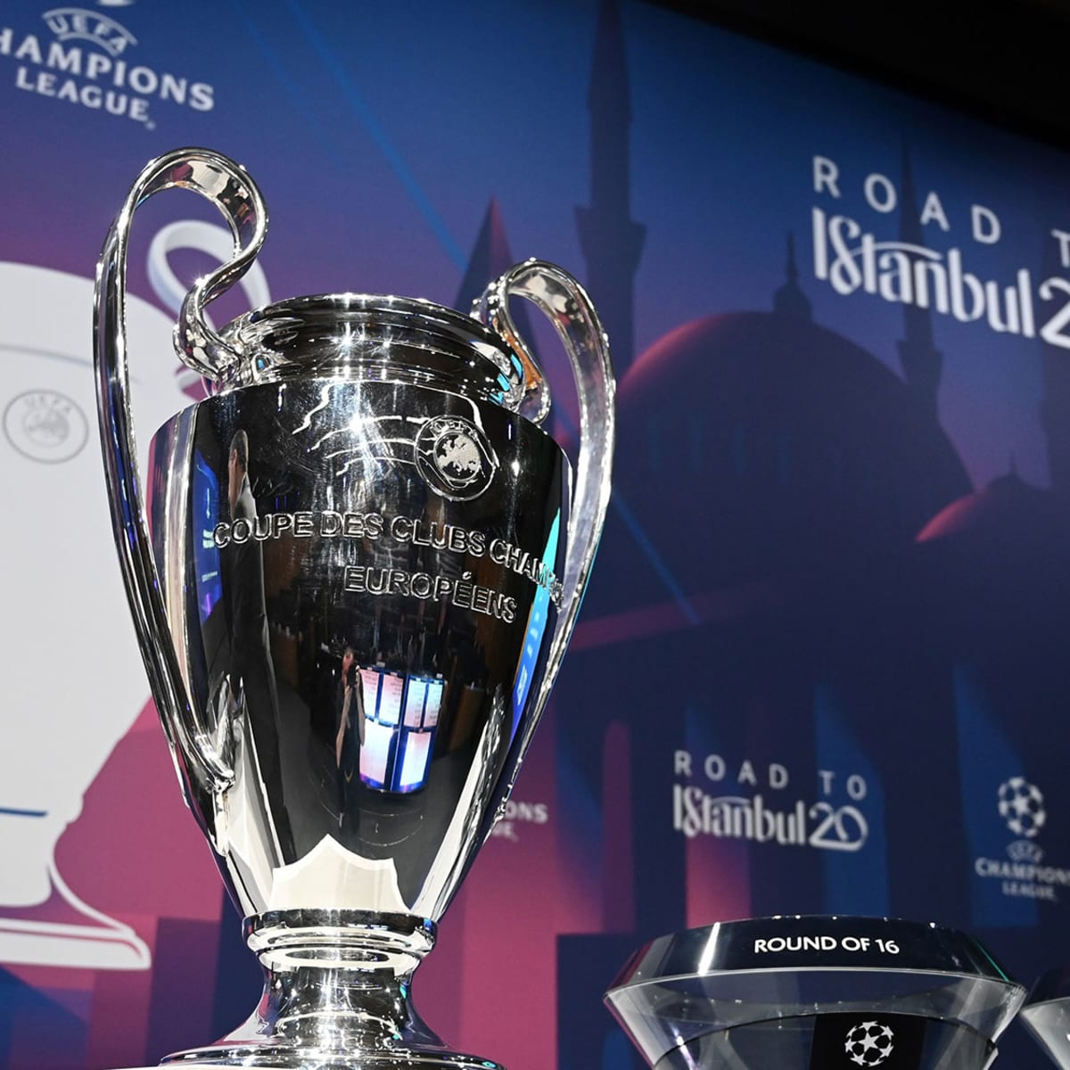 Champions League final in Istanbul