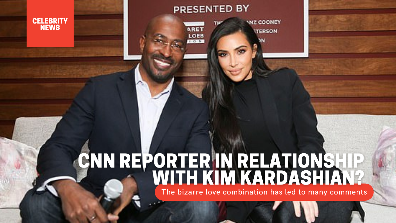 CNN reporter Van Jones in relationship with Kim Kardashian? The bizarre love combination has led to many comments