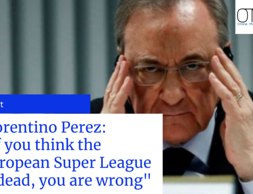 """Florentino Perez: """"If you think the European Super League is dead, you are wrong"""""""