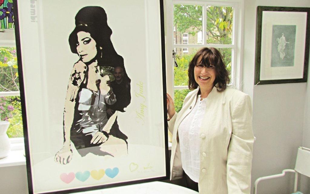 Janis Winehouse