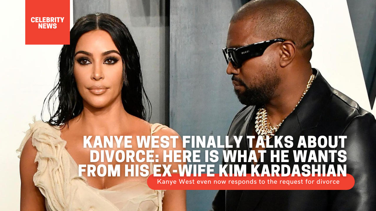 Kanye West finally talks about divorce: Here is what he wants from his ex-wife Kim Kardashian