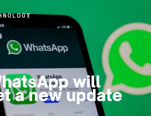 WhatsApp will get a new update