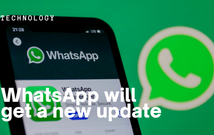WhatsApp will get a new update A new WhatsApp upgrade is in the testing phase