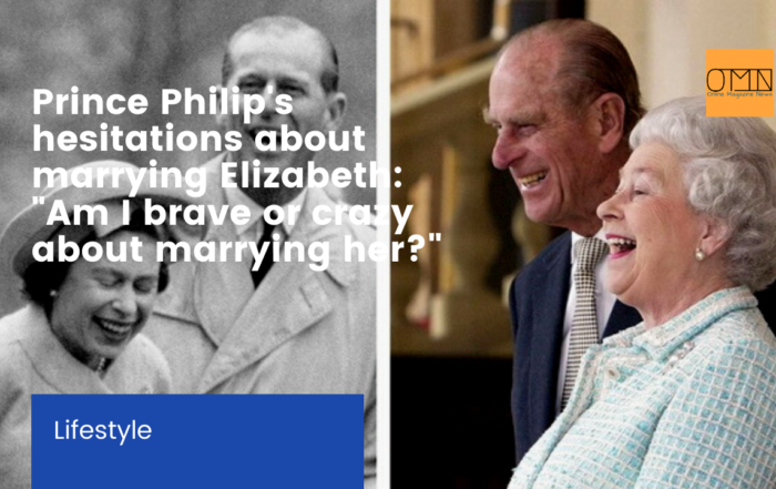 """Prince Philip's hesitations about marrying Elizabeth: """"Am I brave or crazy about marrying her?"""""""