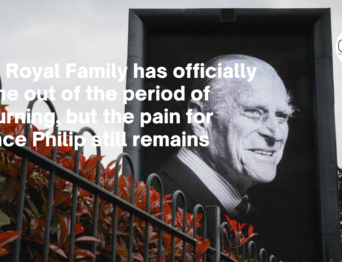 The Royal Family has officially come out of the period of mourning, but the pain for Prince Philip still remains