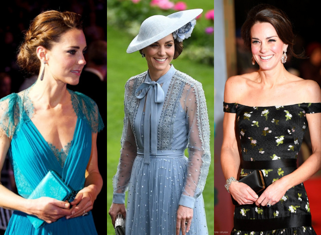 8 fashion tricks by Kate Middleton
