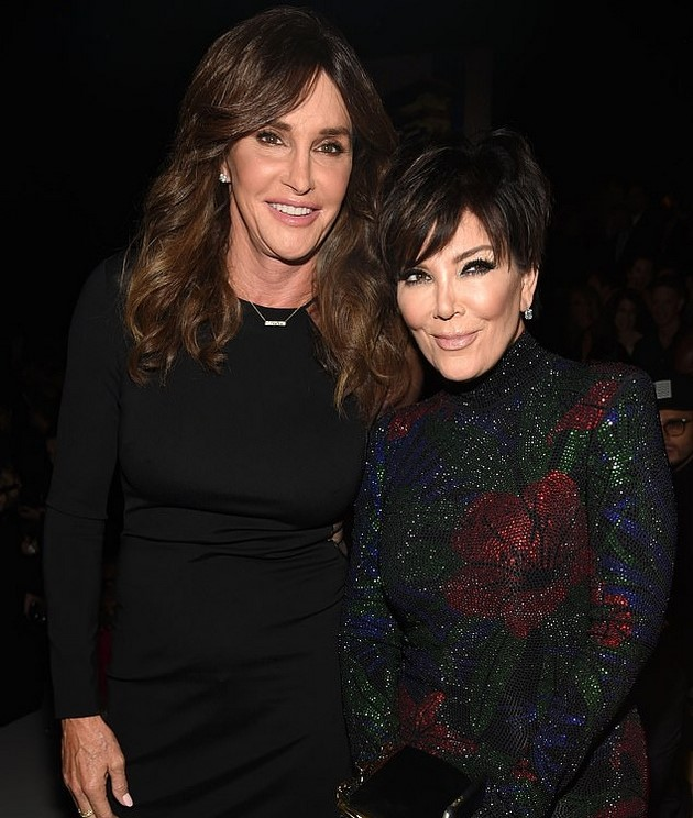 Kris Jenner opened up about the transition to Caitlyn Jenner, whom he married before she changed her gender