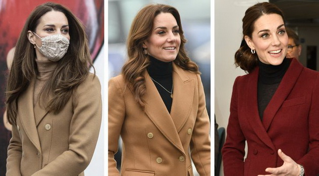 8 fashion tricks by Kate Middleton
