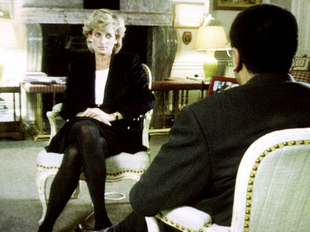The scandals of the Royal Family in the last 100 years Interview with Princess Diana