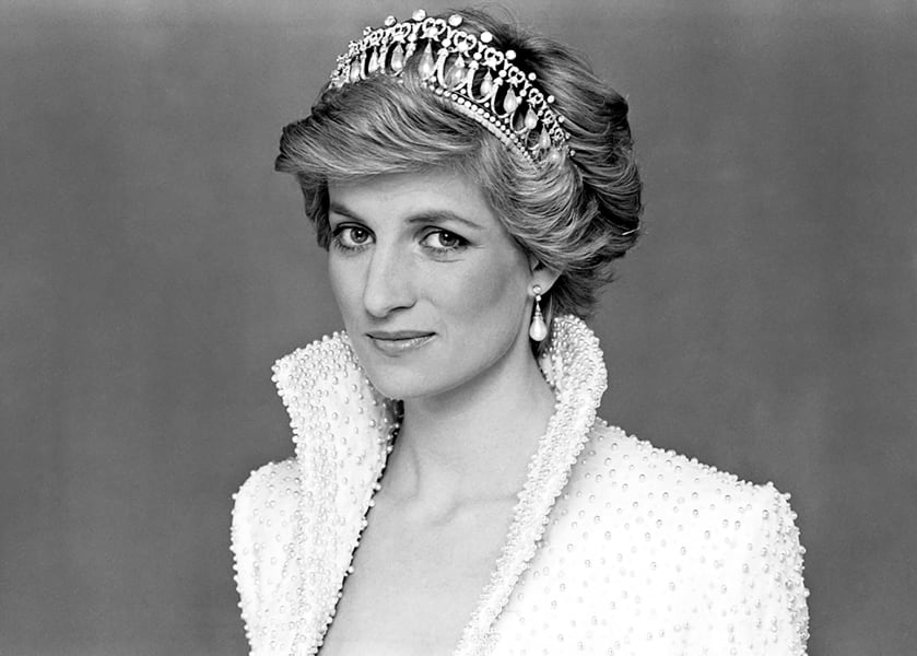 The sculpture will be unveiled on July 1 this year, on Princess Diana's 60th birthday
