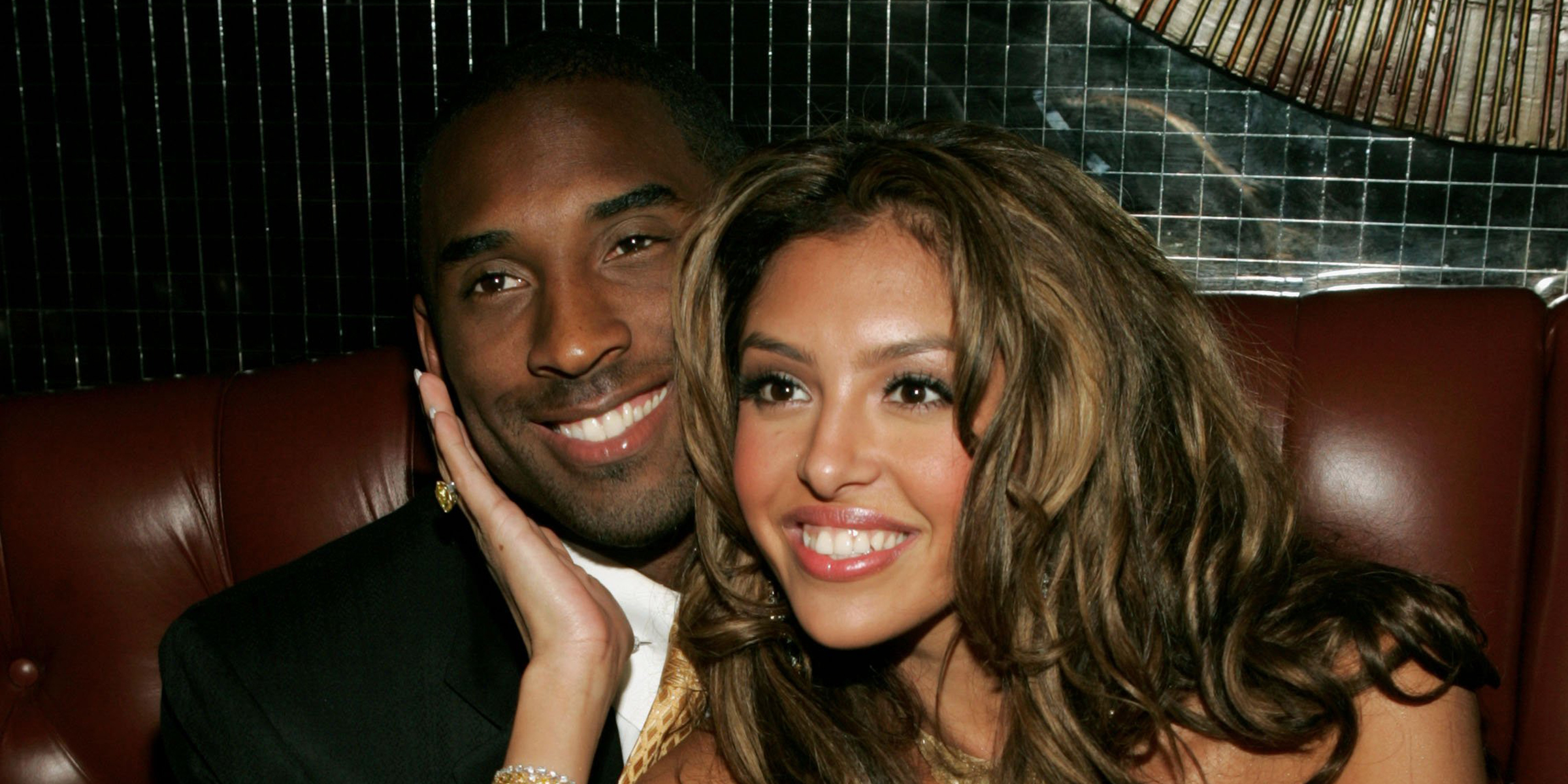 Vanessa Bryant marked the 20th anniversary of her marriage to Kobe with emotional memories