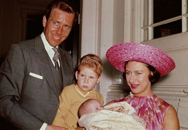 The scandals of the Royal Family in the last 100 years Princess Margaret with husband Antony Armstrong Jones