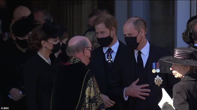 After the funeral, Kate Middleton did something that the whole world is talking about today