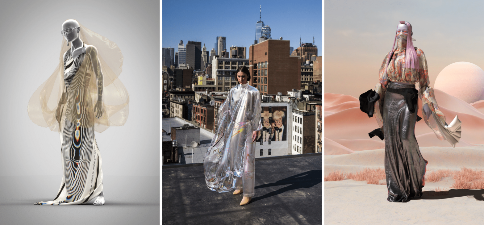Virtual clothing is now a reality - You can't wear it, but only use it for photography