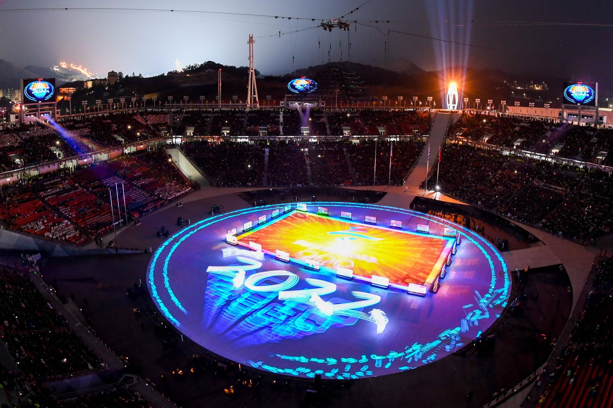 The Beijing Winter Olympics