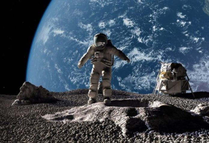 Netflix and WhatsApp on the Moon - The future of astronauts