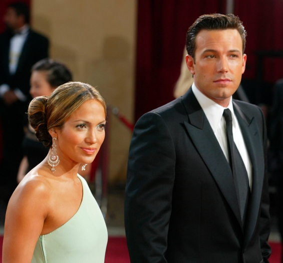 Jennifer Lopez and Ben Affleck on a weekend trip together, sparked rumors that they are in a relationship again