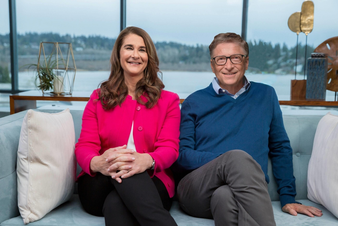 Rumors of a relationship between Bill Gates and a female Microsoft employee Was Bill Gates forced to withdraw from Microsoft?!