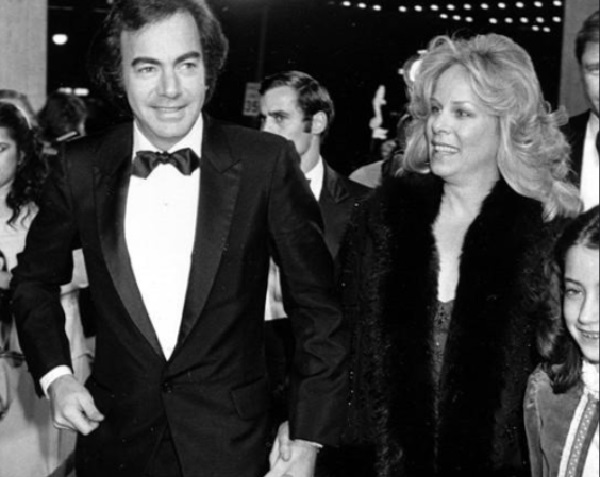 The most expensive divorces of celebrity couples Neil Diamond and Marcia Murphey