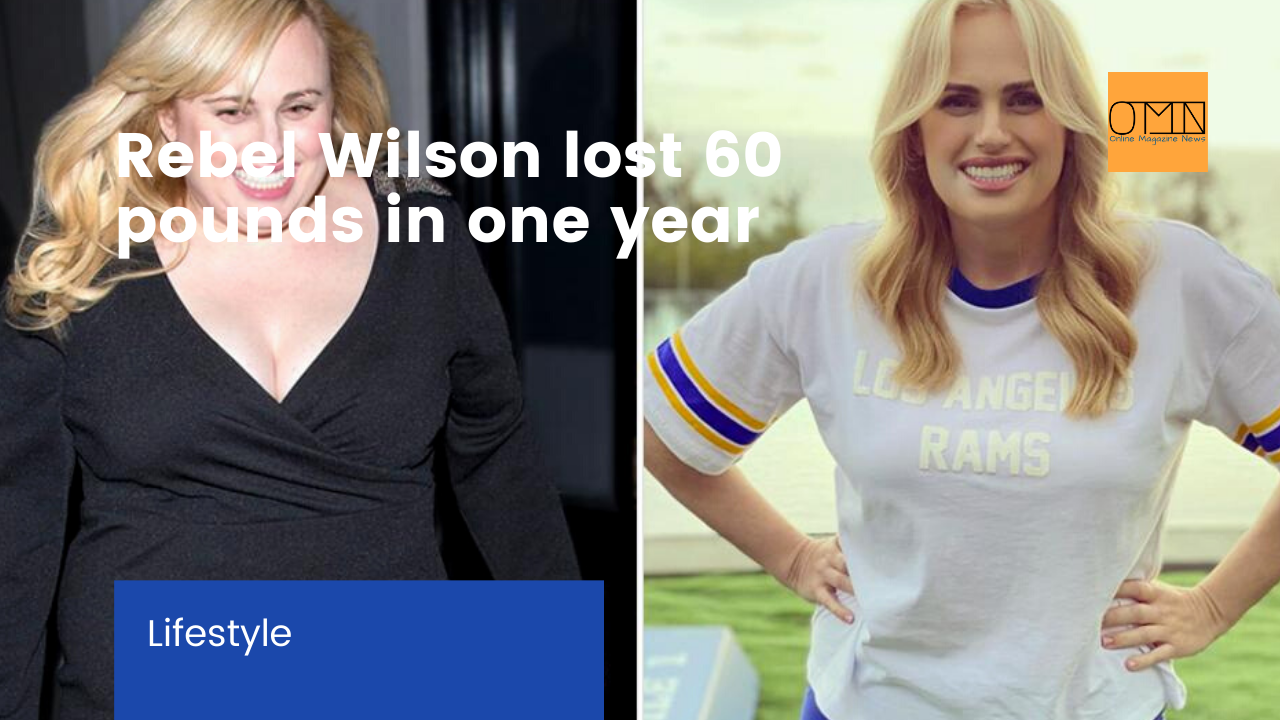 """Rebel Wilson lost 60 pounds in one year: """"I'm sorry I didn't start taking care of my health before, what's the secret?"""""""