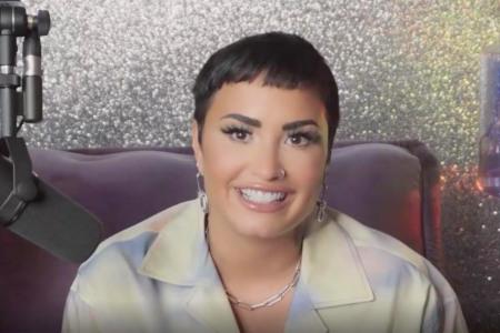 Demi Lovato is now identified as non-binary