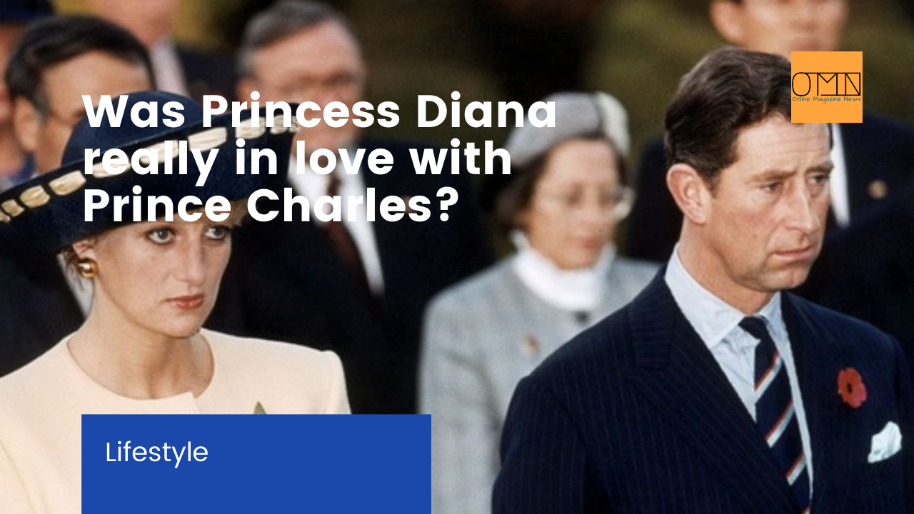 Was Princess Diana really in love with Prince Charles?