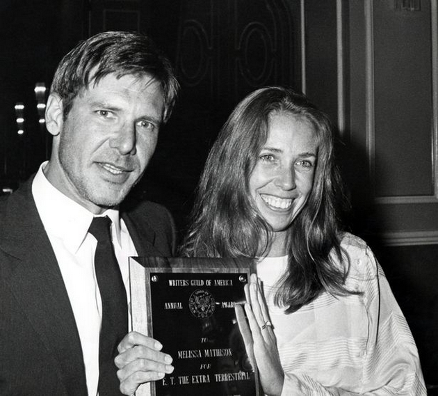 The most expensive divorces of celebrity couples Harrison Ford and Melissa Mathison