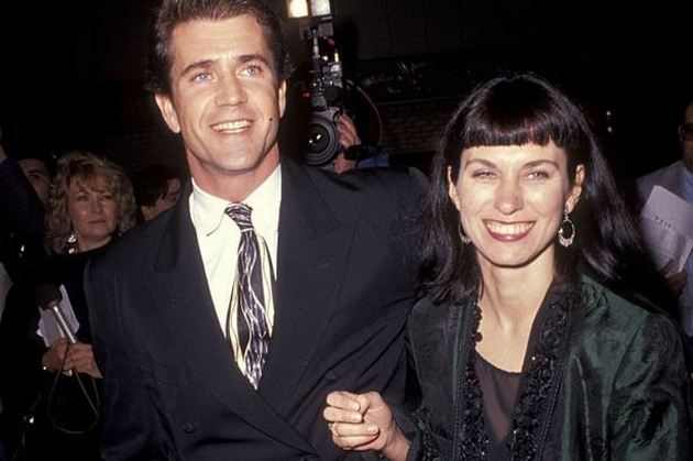 The most expensive divorces of celebrity couples Mel Gibson and Robyn Moore