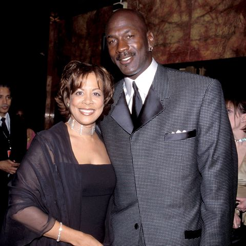 The most expensive divorces of celebrity couples Michael Jordan and Juanita Vanoy