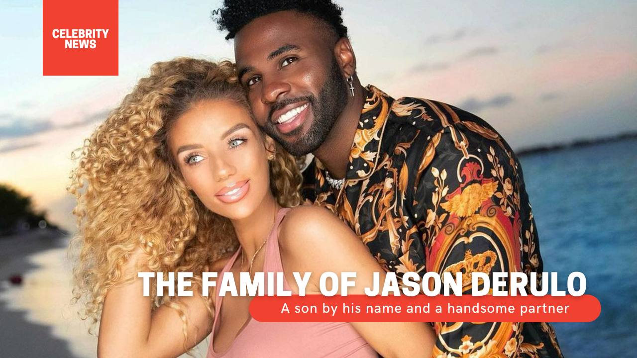 A son by his name and a handsome partner - the family of Jason Derulo