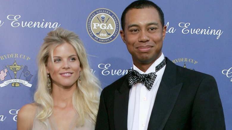 The most expensive divorces of celebrity couples Tiger Woods and Elin Nordegren