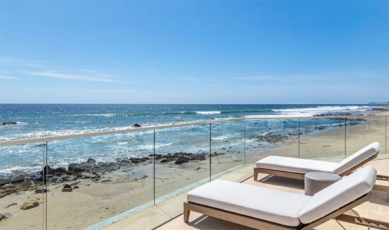 Take a look at Pink's new villa in Malibu overlooking the ocean