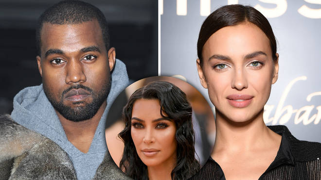 First photos of Irina Shayk and Kanye West - On a joint trip after the divorce with Kim