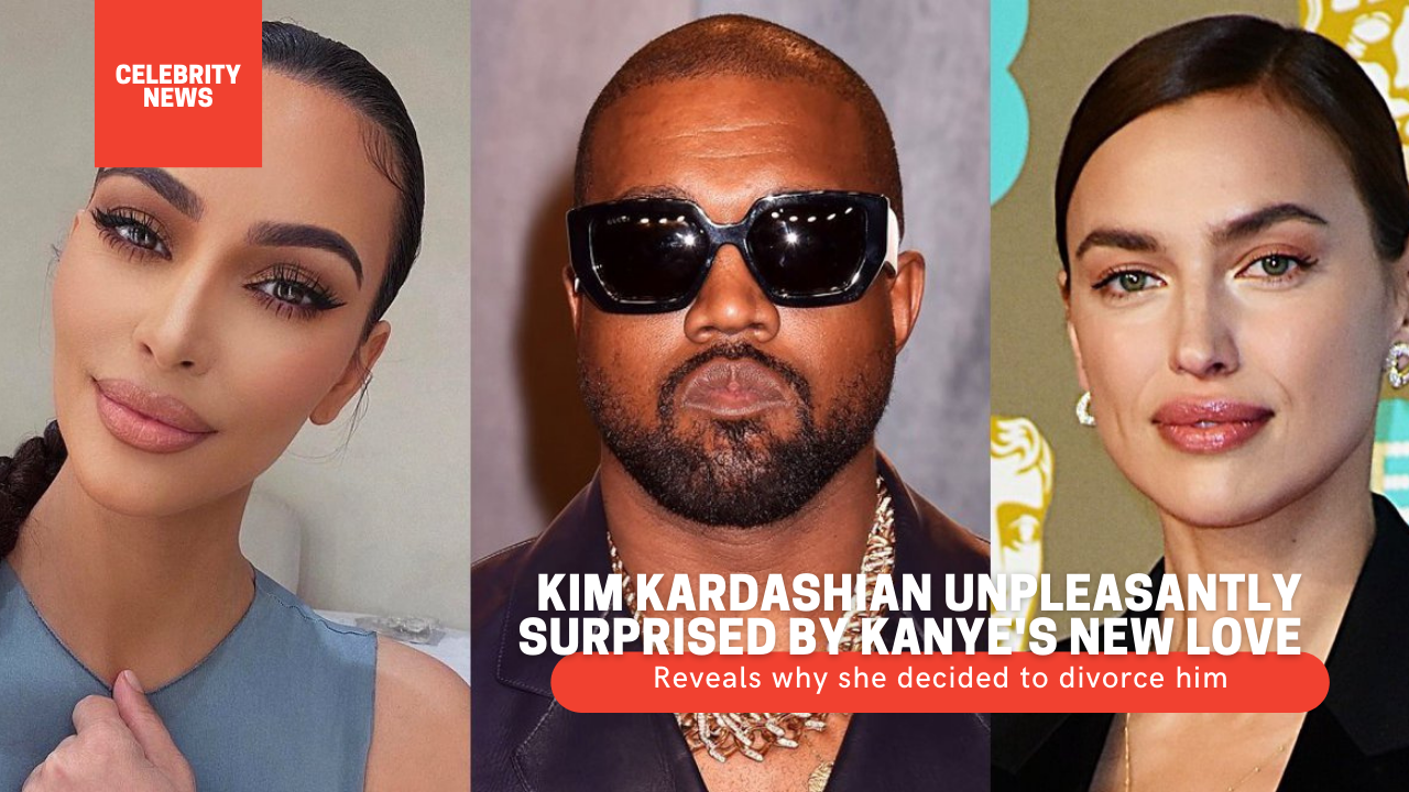 Kim Kardashian unpleasantly surprised by Kanye's new love - Reveals why she decided to divorce him
