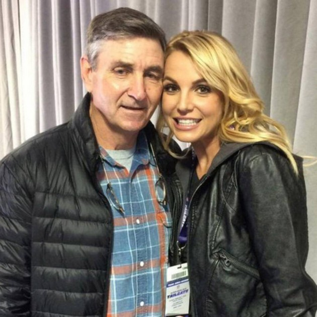 Britney Spears's father lives in a caravan - Her sister claims he has no stake in the abuse following the public attacks