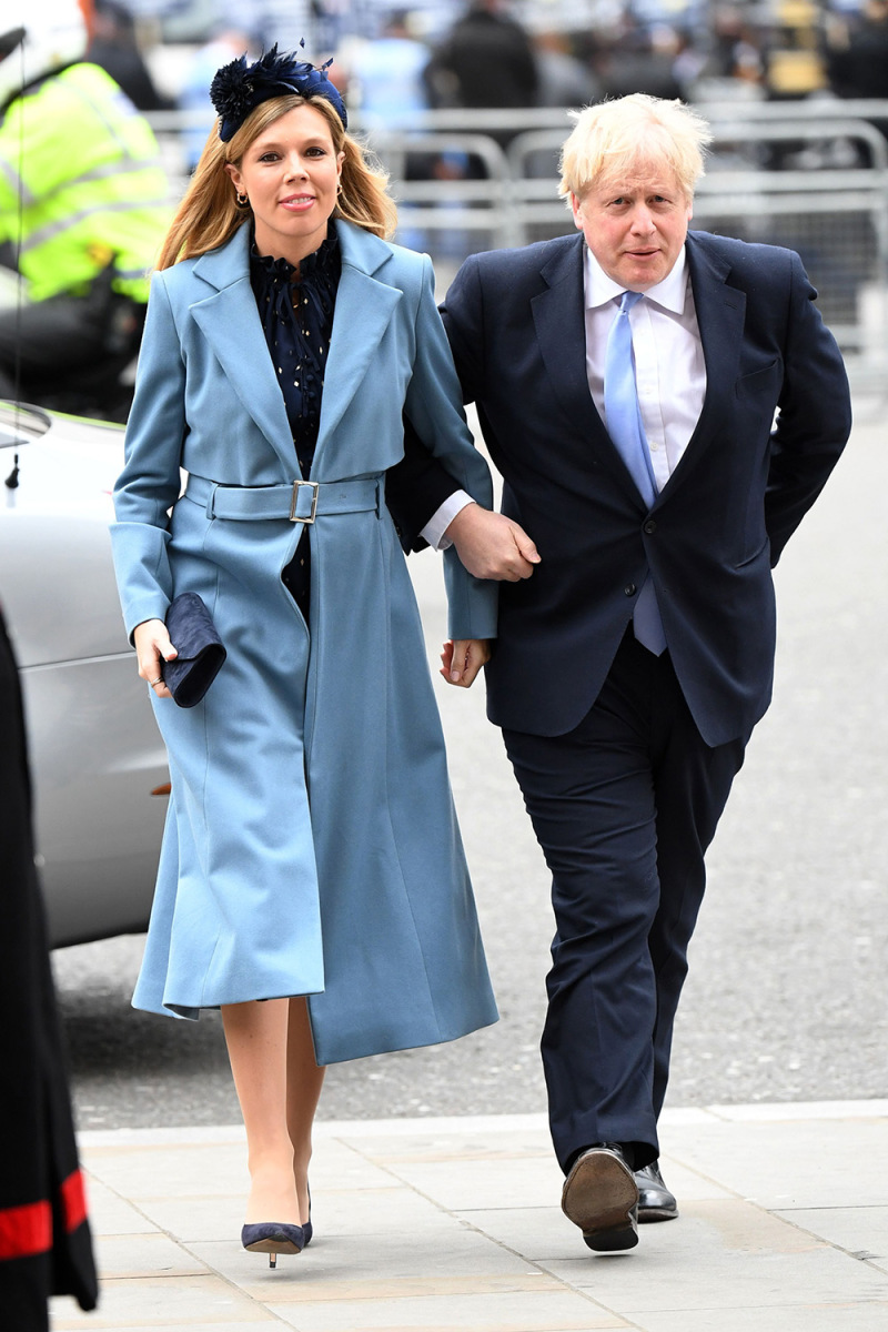 The Twitter addict and fashion icon: Who is Carrie, Boris Johnson's wife?